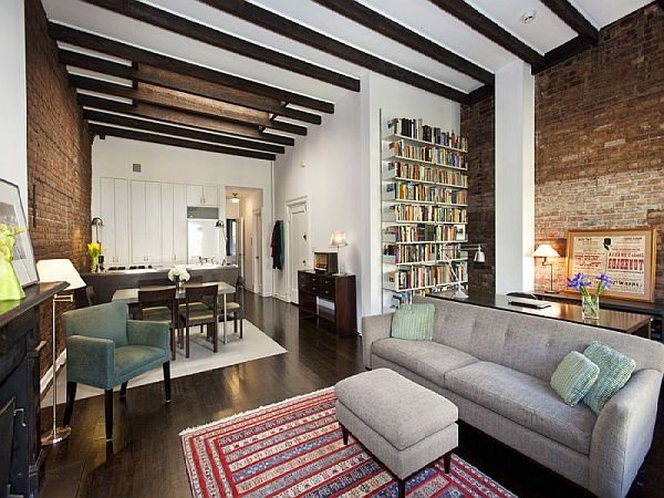 Pisos modernos 60 fotos y consejos de decoraci n ecoraideas for Decoracion de viviendas modernas