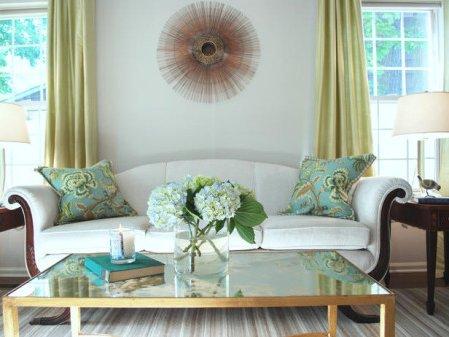 Decoraci n y dise o de interiores de casas peque as 70 for Ideas economicas para decorar una casa pequena
