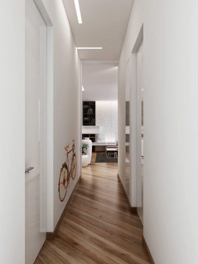 Decorar pasillos o corredores 20 fotos e ideas modernas - Alfombras para pasillos modernas ...