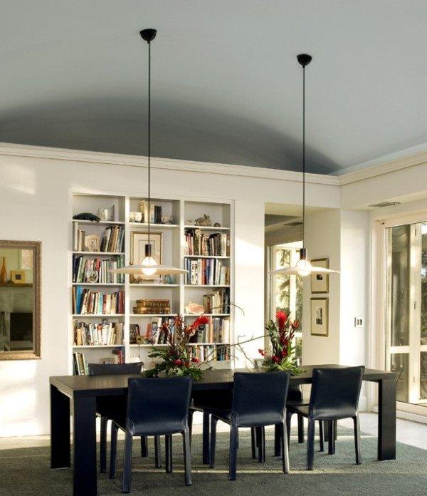 Pintar el techo de color ideas y fotos – Decora Ideas