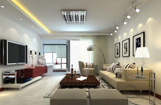 materiales de salones modernos with salones de diseo moderno