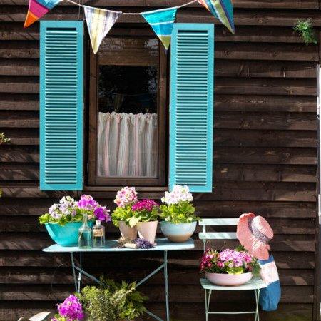 Colores para el jardín