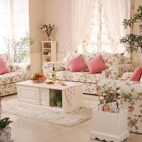 decoraci n shabby chic 50 ideas y fotos