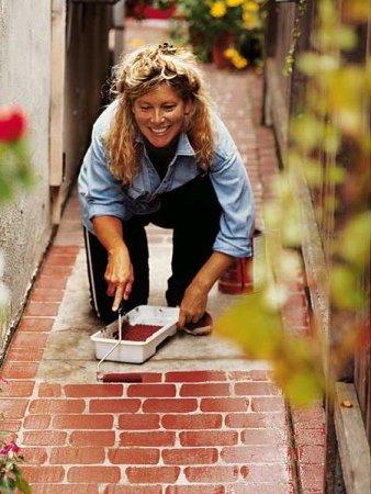Senderos de jard n 3 ideas f ciles y baratas - Como disenar un jardin exterior ...