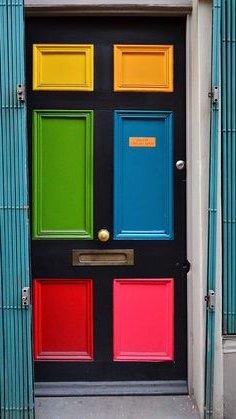 Puertas Principales Que Color Elegir 60 Fotos Decoraideas