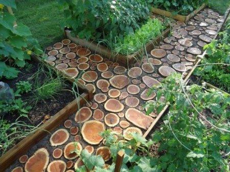 Senderos de jardín