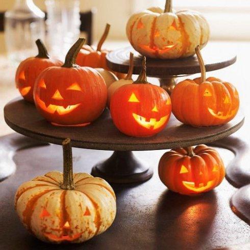 Centros de mesa para Halloween | fotos | Decora Ideas