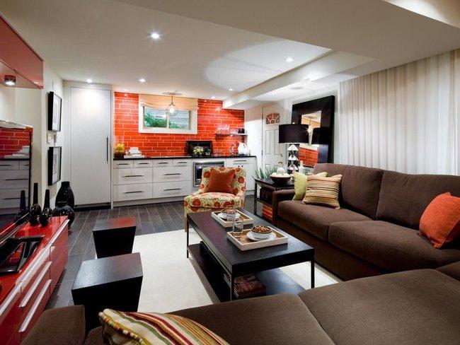 Decorando con candice olson salones dormitorios y cocinas - Salones sencillos ...