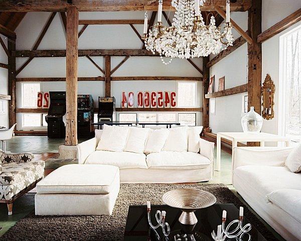 Casas r sticas 50 ideas y fotos de decoraci n for Tipos de estilos de decoracion de interiores