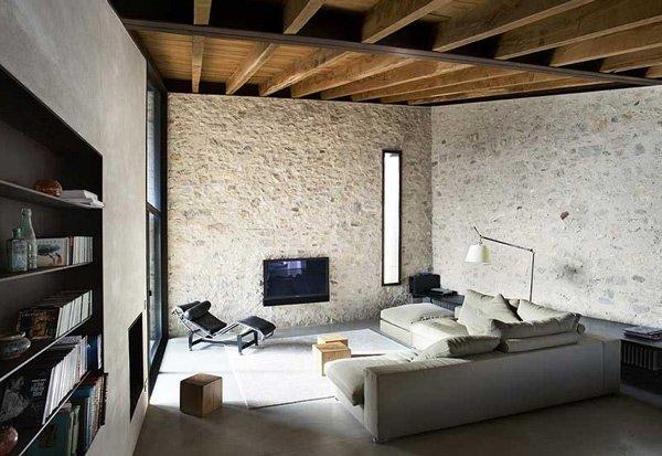 Casas Rusticas 50 Ideas Y Fotos De Decoracion Decoraideas - Decoracin-casas-rusticas