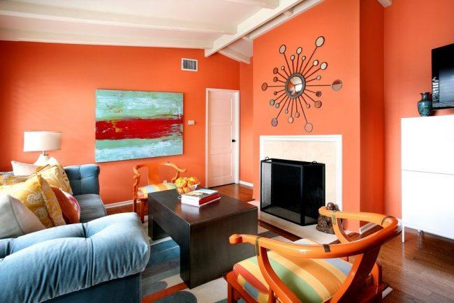 Salones en Naranja