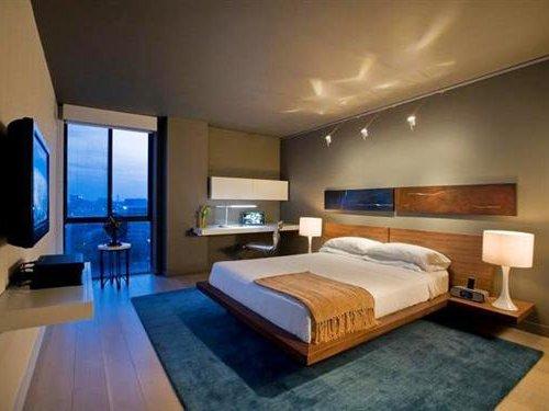 Dormitorios modernos 2017 de 150 fotos y tendencias - Iluminacion dormitorios modernos ...