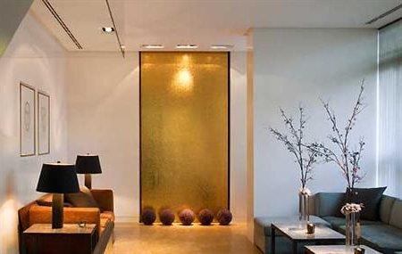 Decoraci n en dorado 20 im genes e ideas ecoraideas - Pintura dorada para paredes ...