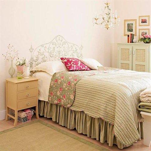 Cabeceros de cama modernos f ciles de hacer ecoraideas for Decoracion vintage reciclado