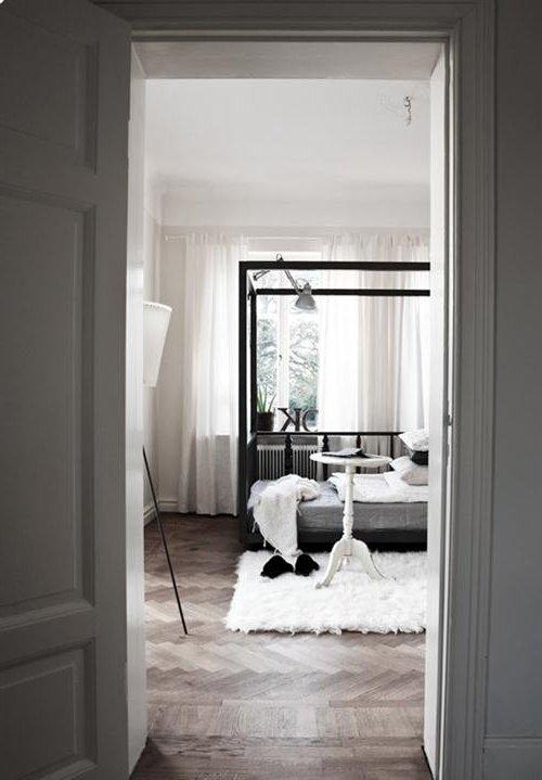 Pisos modernos 60 fotos y consejos de decoraci n for Pisos blancos minimalistas