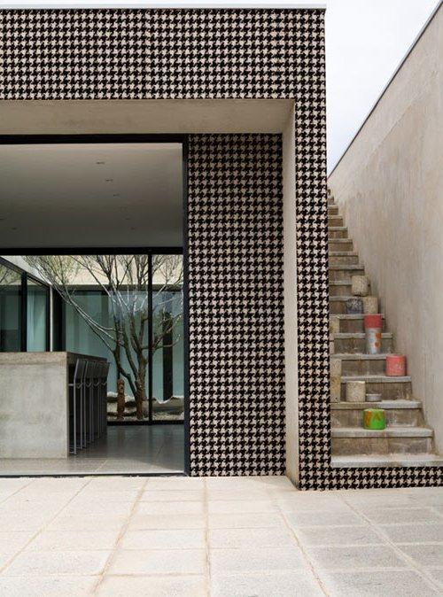 Papel de pared para exteriores for Papel para techos exteriores