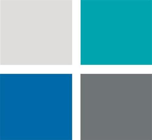 Colores para dormitorios 100 combinaciones perfectas for Pintura gris azulado pared