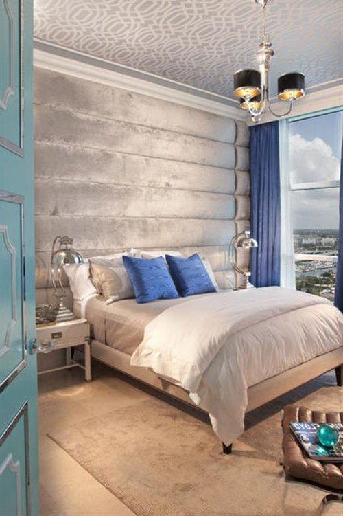 habitaciones pintadas de azul Colores Para Dormitorios 2020 2019 Ideas Para Combinar