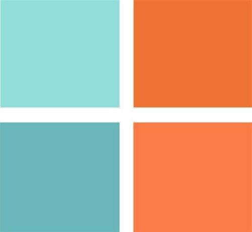 Colores para dormitorios 100 combinaciones perfectas for Combinacion de colores para pintar