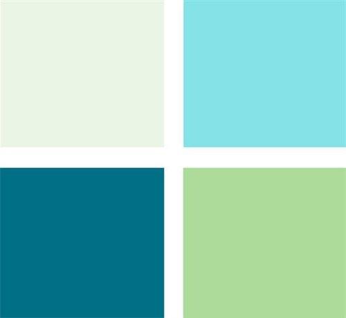 Colores para dormitorios 100 combinaciones perfectas for Colores de pintura azul