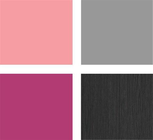 Colores para dormitorios 100 combinaciones perfectas for Paleta colores gris