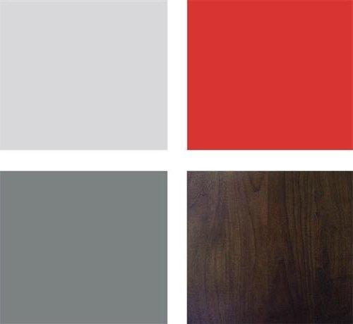 Colores para dormitorios 100 combinaciones perfectas - Colores para combinar con gris ...