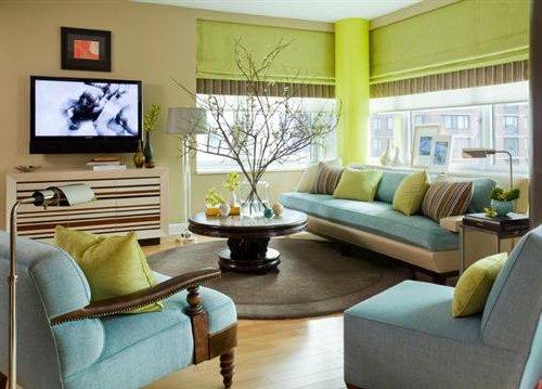 Colores Para Pintar El Salon Combinaciones Modernas Decoraideas - Colores-para-pintar-salon