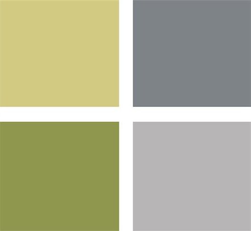 Colores para pintar un sal n for Que colores combinan con el gris en paredes