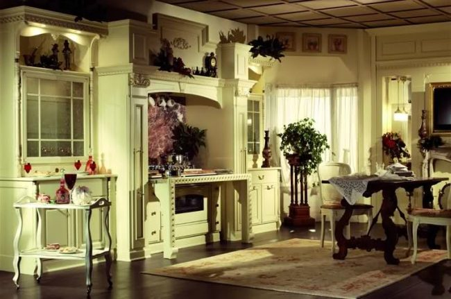 decoracion de una cocina