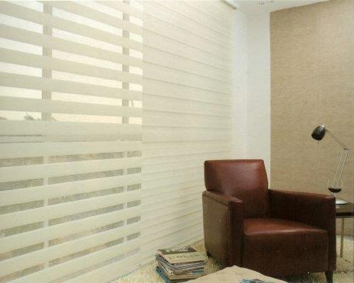 cortinas de junco o bamb