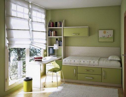 colores para pintar un dormitorio juvenil