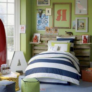 Cuadros para un dormitorio para niños fáciles