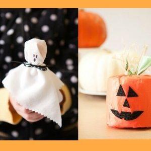 Manualidades para Halloween 2018 3 ideas fáciles y baratas
