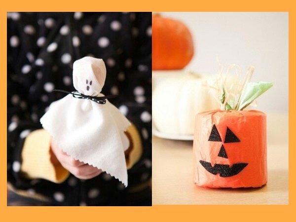 Manualidades para halloween 2018 3 ideas f ciles y baratas - Manualidades faciles y baratas ...