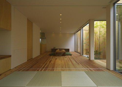 Jardines interiores modernos 25 fotos y consejos de dise o for Casas con jardin interior