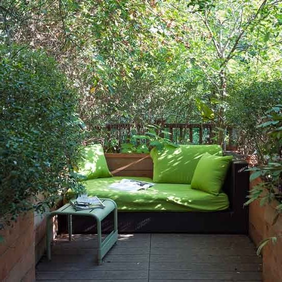 Patios y jardines de casas 40 fotos e ideas for Jardines para patios