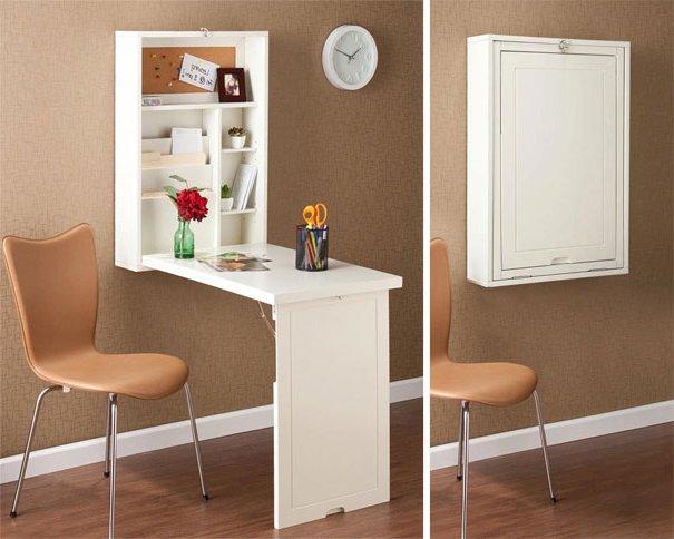 Muebles para una casa peque a fotos e ideas ecoraideas - Muebles funcionales para espacios reducidos ...