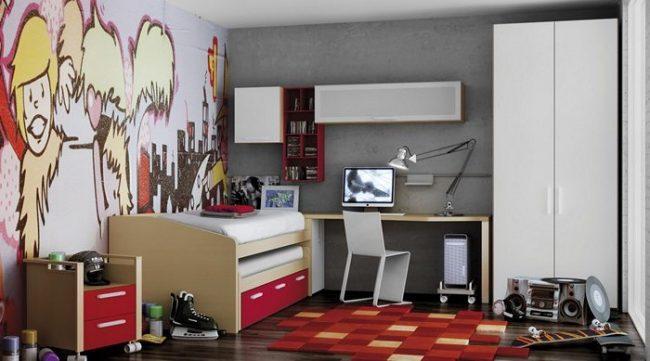 Pinturas de juveniles great pinturas abstractas cuadros modernos y with pinturas de juveniles - Cuadros dormitorio juvenil ...