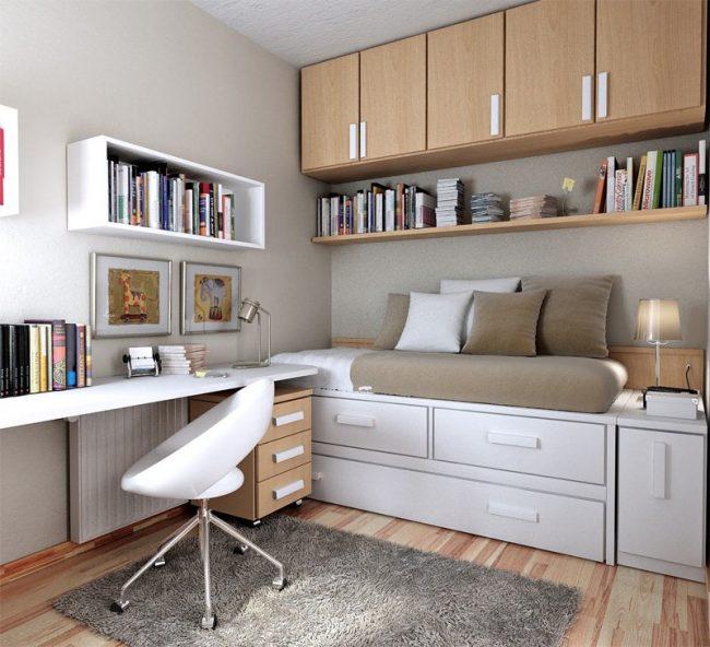 Dormitorios Juveniles Pequeños 40 Fotos e Ideas – Decora Ideas