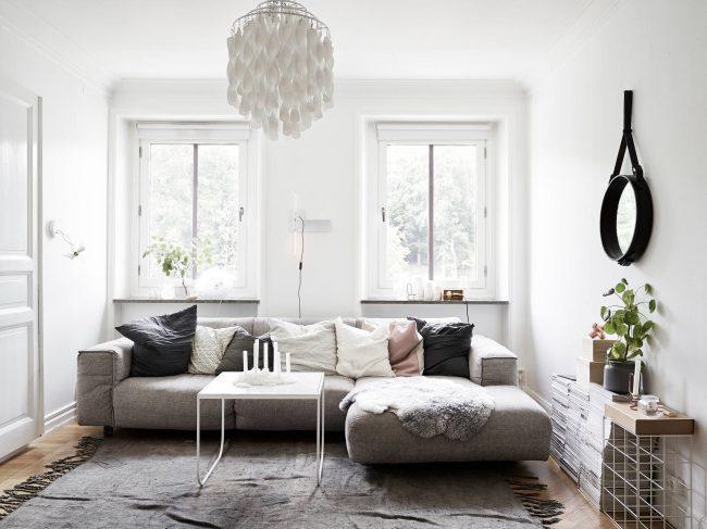 Pisos modernos 60 fotos y consejos de decoraci n ecoraideas for Decoraciones interiores de departamentos