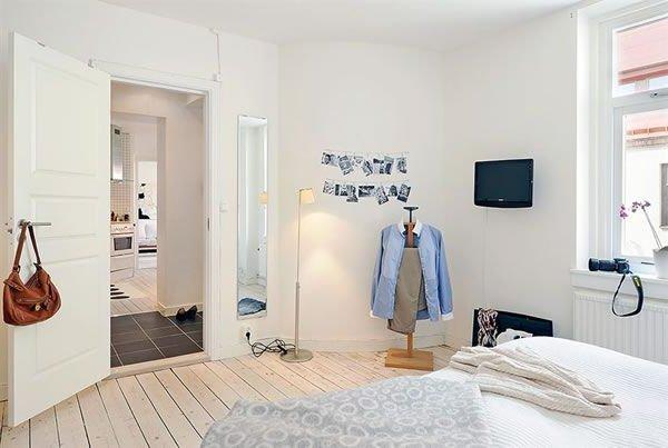 Pisos modernos 60 fotos y consejos de decoraci n ecoraideas - Piso blanco y gris ...