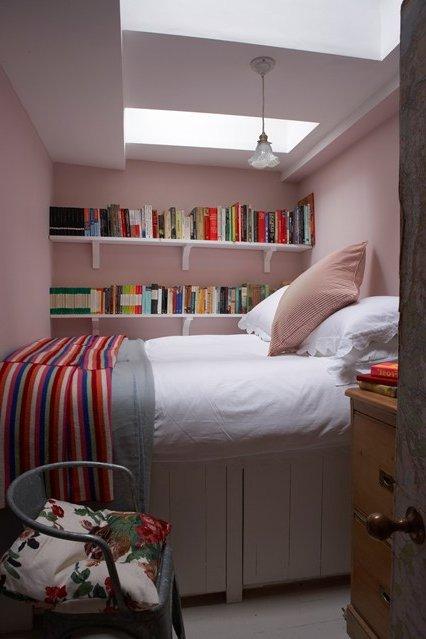 Dormitorios pequeños 20 imágenes y consejos de decoración