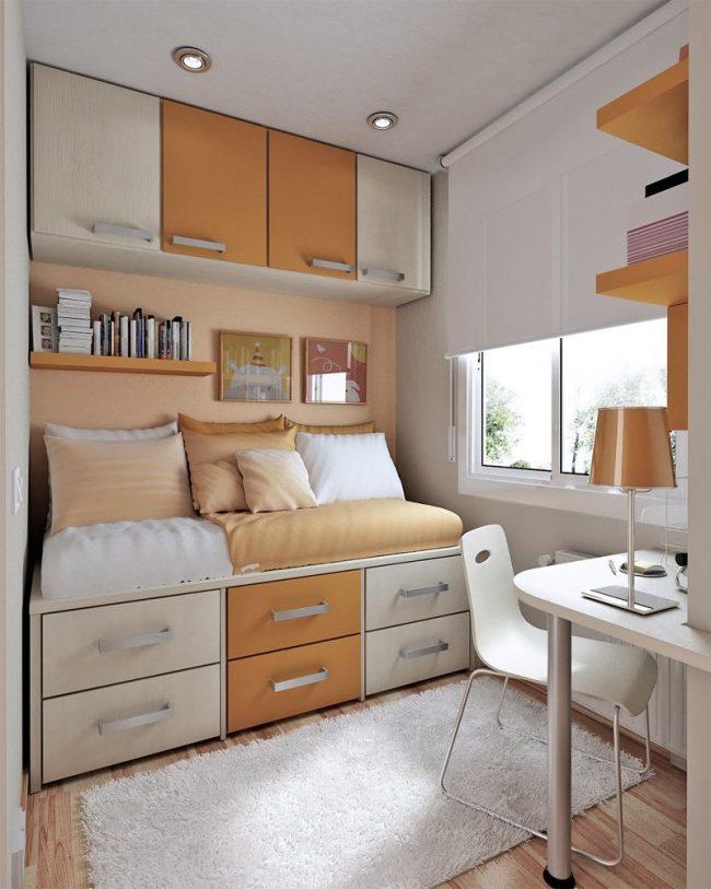 Dormitorios Juveniles Pequeños 40 Fotos E Ideas ðecoraideas