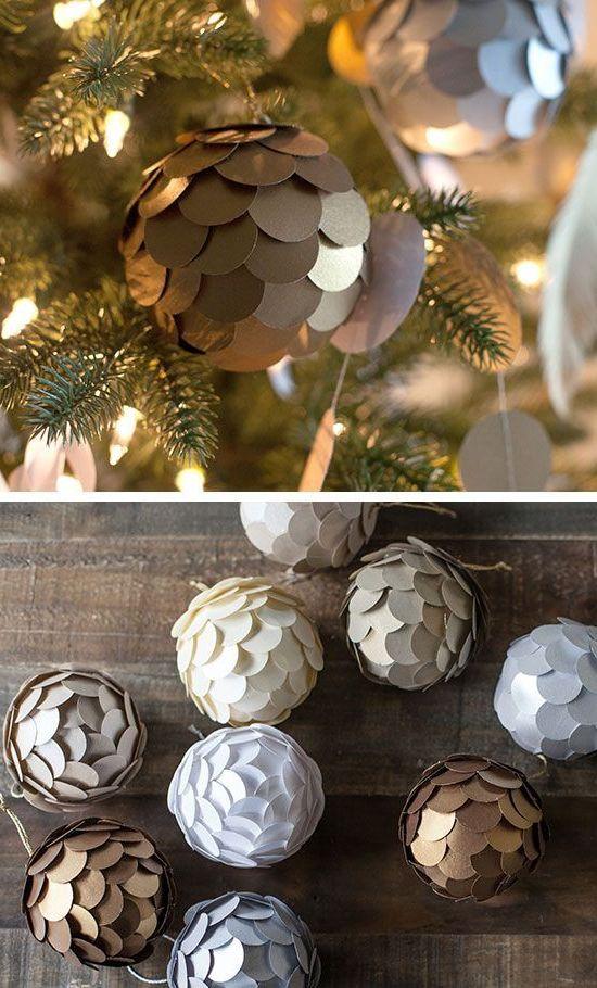 Decoración de árboles de Navidad 2017 2018 – ÐecoraIdeas
