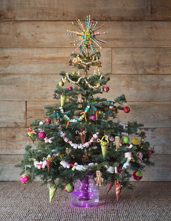ideas originales en decoracin de rboles de navidad
