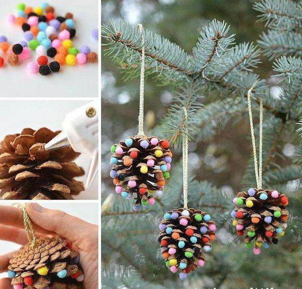 se pueden utilizar como adornos para los rboles navideos se pueden usar para formar la estrella de la punta o para colocar en la base