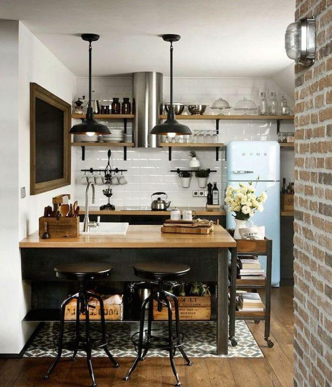Cocinas Pequeñas Modernas 2019 + de 150 Fotos e Ideas – ÐecoraIdeas
