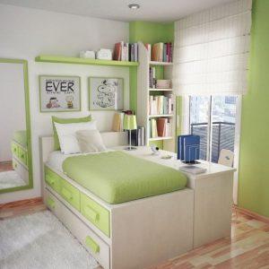 Dormitorios Juveniles Pequeños 40 Fotos e Ideas