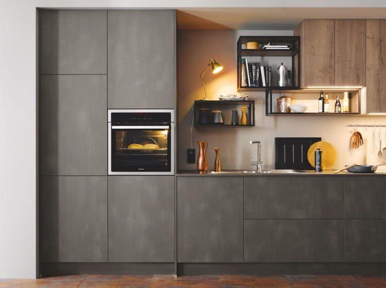 Colores para la cocina 2020 2019 tendencias e im genes - Muebles grises paredes color ...