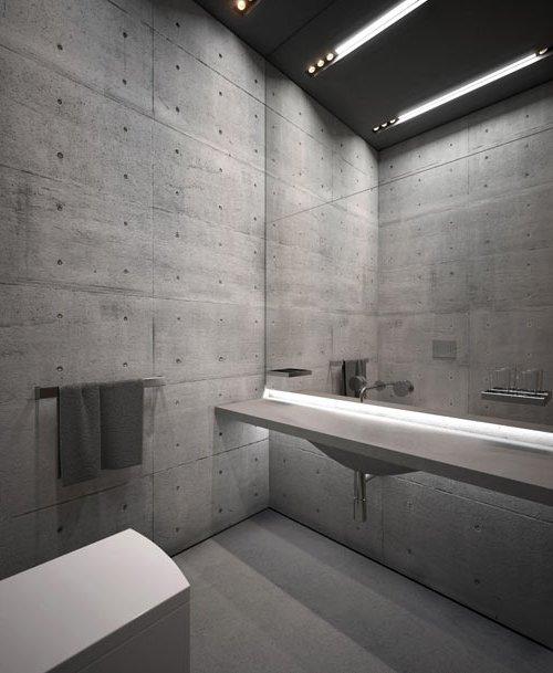 Casas minimalistas fotos de interiores y fachadas for Casa minimalista interior cocina